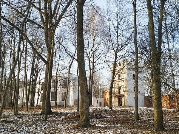 Дворец Монюшко-Ваньковичей (Смиловичи)