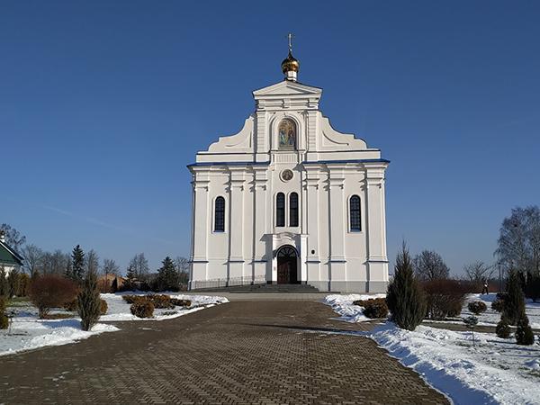 Ляденский Свято-Благовещенский мужской монастырь